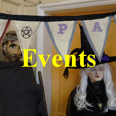 Image from the first Boudica's Brocante forming a link to the Events page